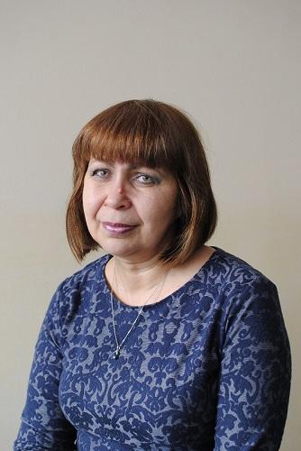 Шабалина Наталья Михайловна