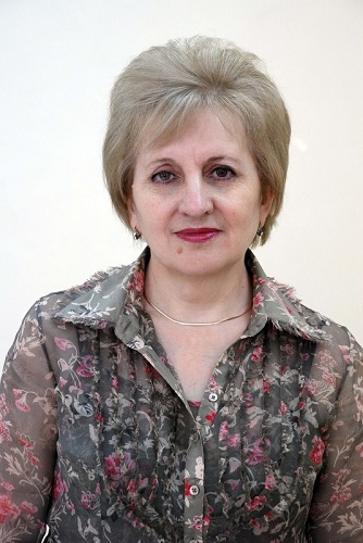 Гнатышина Елена Александровна